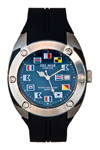 Nautical Dive Watch from Del Mar Watch Media Kit Downloads