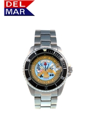 Army Men's Stainless Steel Case Watch