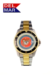 Men's Marine Two Tone Watch